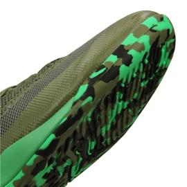 Buty halowe Puma 365 Ignite Fuse 1 M 105514-01 zielone zielony 11