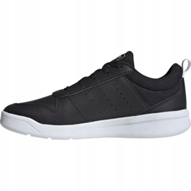 Buty adidas Tensaur K Jr EF1084 czarne 1