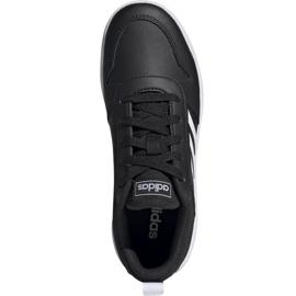 Buty adidas Tensaur K Jr EF1084 czarne 2