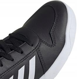 Buty adidas Tensaur K Jr EF1084 czarne 4