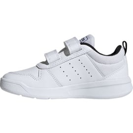 Buty adidas Tensaur C EF1093 białe 1