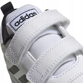 Buty adidas Tensaur C EF1093 białe 3