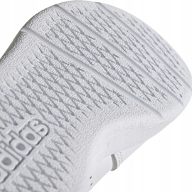 Buty adidas Tensaur C EF1093 białe 5
