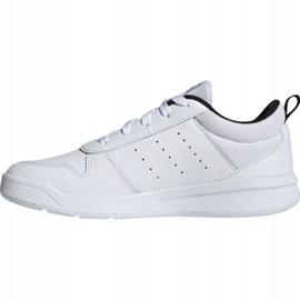 Buty adidas Tensaur K Jr EF1085 białe 1