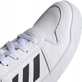 Buty adidas Tensaur K Jr EF1085 białe 4