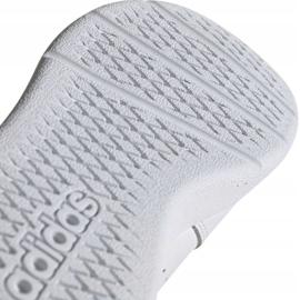 Buty adidas Tensaur K Jr EF1085 białe 5