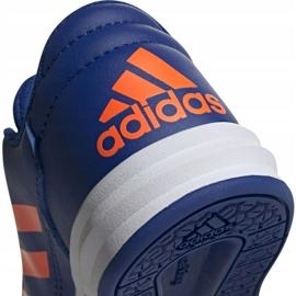 Buty adidas AltaSport K Jr G27095 niebieskie 4