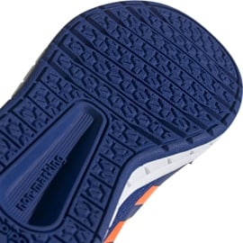 Buty adidas AltaSport K Jr G27095 niebieskie 5