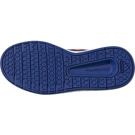 Buty adidas AltaSport K Jr G27095 niebieskie 6