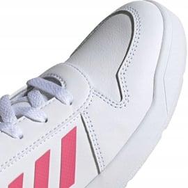 Buty adidas Tensaur K Jr EF1088 białe 3