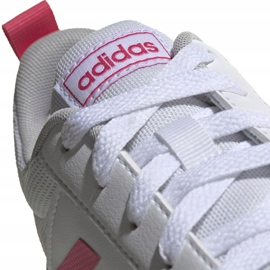 Buty adidas Tensaur K Jr EF1088 białe 4