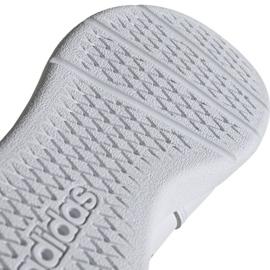 Buty adidas Tensaur K Jr EF1088 białe 5