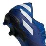 Buty piłkarskie adidas Nemeziz 19.1 Fg Jr CF99957 niebieski niebieskie 5