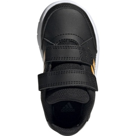 Buty adidas AltaSport Cf I G27107 czarne 1
