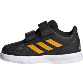 Buty adidas AltaSport Cf I G27107 czarne 2