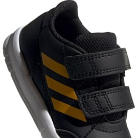 Buty adidas AltaSport Cf I G27107 czarne 3
