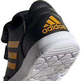 Buty adidas AltaSport Cf I G27107 czarne 4