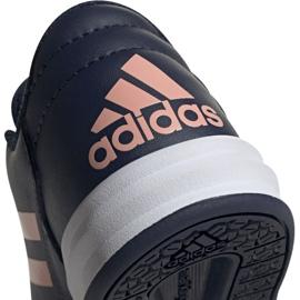 Buty adidas AltaSport Jr G27093 granatowe 4