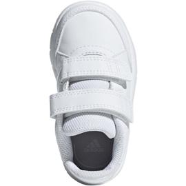 Buty adidas AltaSport Cf I D96848 białe 1