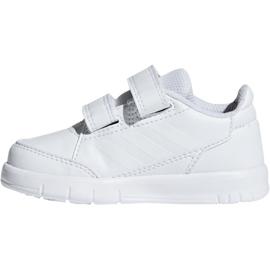 Buty adidas AltaSport Cf I D96848 białe 2
