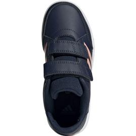 Buty adidas AltaSport Cf K G27089 granatowe 1
