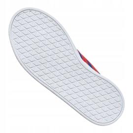 Buty adidas Vl Court 2.0 Cmf C Jr EE6904 niebieskie 3