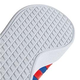 Buty adidas Vl Court 2.0 Jr EE6902 niebieskie 1