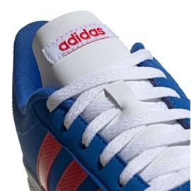 Buty adidas Vl Court 2.0 Jr EE6902 niebieskie 3
