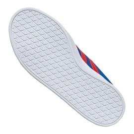 Buty adidas Vl Court 2.0 Jr EE6902 niebieskie 4