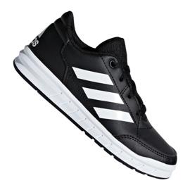 Buty adidas AltaSport Jr D96871 czarne 2