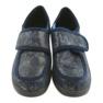 Befado obuwie damskie pu 984D015 granatowe 3
