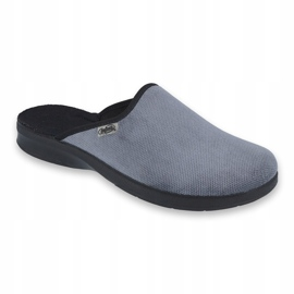 Befado obuwie męskie pu 548M017 szare 1