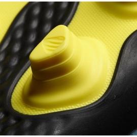Buty piłkarskie adidas Messi 15.4 FxG Jr B26956 niebieskie niebieski 7