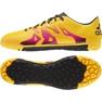 Buty piłkarskie adidas X 15.3 Tf M S74660 pomarańczowy pomarańczowe 1