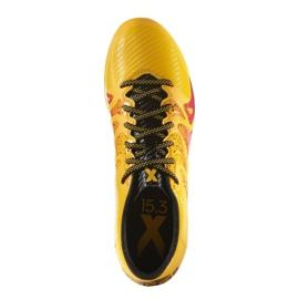Buty piłkarskie adidas X 15.3 Tf M S74660 pomarańczowe pomarańczowe 6