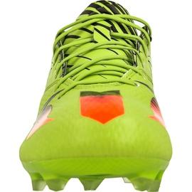 Buty piłkarskie adidas Messi 15.2 FG/AG M S74688 zielone zielone 2