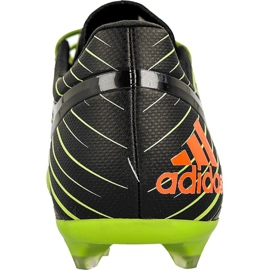 Buty piłkarskie adidas Messi 15.2 FG/AG M S74688 zielone zielone 3