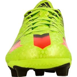 Buty piłkarskie adidas Messi 15.4 FxG M S74698 zielone zielone 2