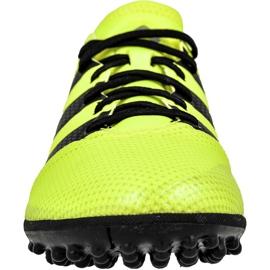 Buty piłkarskie adidas Ace 16.3 Primemesh Tf M AQ3429 żółte zielony, żółty 2