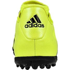 Buty piłkarskie adidas Ace 16.3 Primemesh Tf M AQ3429 żółte zielony, żółty 3