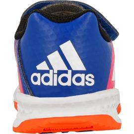 Buty adidas Rapida Turf Messi Kids BB0235 niebieskie 1