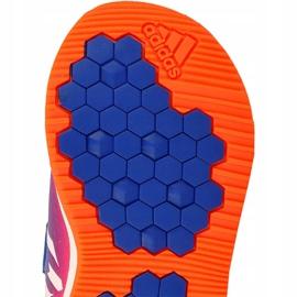 Buty adidas Rapida Turf Messi Kids BB0235 niebieskie 2