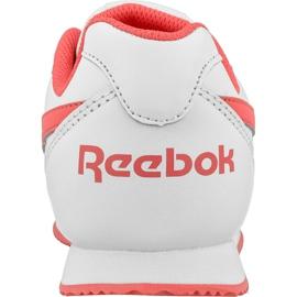 Buty Reebok Royal Classic Jogger 2 Jr V70489 białe 2