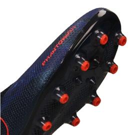 Buty piłkarskie Nike Phantom Vsn Elite Df AG-Pro M AO3261-440 granatowe granatowe 10