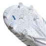Buty piłkarskie adidas Predator 19+ Fg M BC0548 biały białe 1
