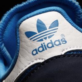Buty adidas Originals Adistar Racer Cf C Jr M17117 granatowe niebieskie 1