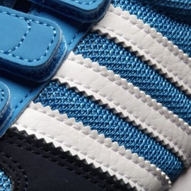 Buty adidas Originals Adistar Racer Cf C Jr M17117 granatowe niebieskie 6