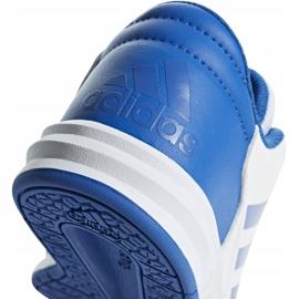 Buty adidas Altasport Cf K D96827 białe niebieskie 6