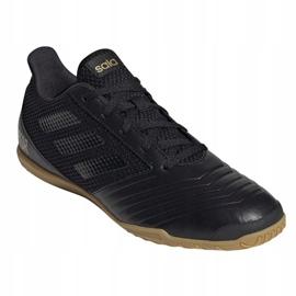 Buty halowe adidas Predator 19.4 In Sala M F35633 czarne czarne 3