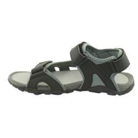 Sandały 4F M H4L19-SAM003 20S czarny 4